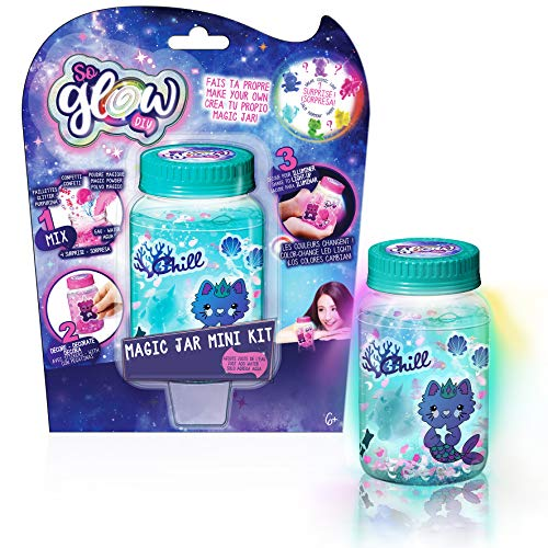 So Glow DIY SGD 001 Mini Magic Jar, Sortiert -