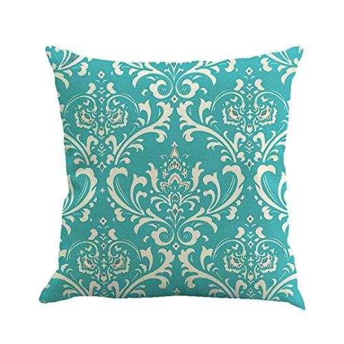 inen Kissen Tasche Kissen Sofa zuhause Dekor By Dragon (Mint grün) (Mint-grün-dekor)