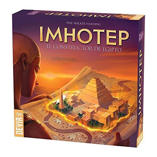 Devir - Imhotep, Constructor Egipto BGIMHOTEP