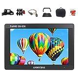 ANDYCINE A7 7 Zoll IPS Bildschirm 1920X1200 3G-SDI 4K HDMI Eingang und Ausgang Kamera Video Monitor mit ANDYCINE Netzteil/SDI Kabel/Tragetasche