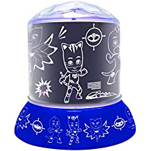 PJ Mask Masks Luz De Noche, Quitamiedos (Lexibook NL030PJM)