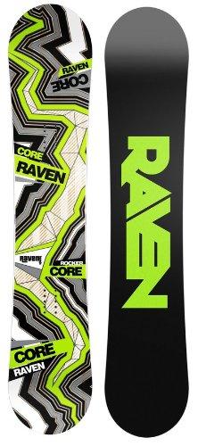 Raven Snowboard Core Carbon Rocker Länge: 164 Wide -
