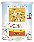 Baby's Only Organic Soy Toddler Formula - 12.7 oz - 6 pk