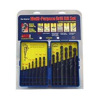 ARTU Multi-Purpose 13 piece Drill Bit Set by Artu USA