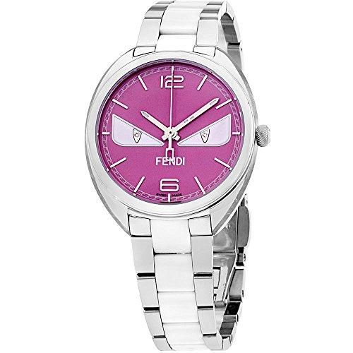 Fendi Momento Bugs F216037204D1 Women's Watch 34 mm Battery Analogue