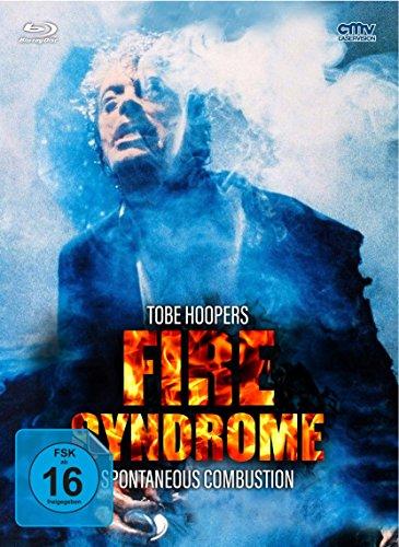Fire Syndrome - Limitiertes Mediabook / Uncut (+ DVD) [Blu-ray]