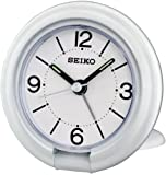 Seiko QHT012W Travel Alarm Clock, White - Best Reviews Guide