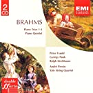 Brahms : Piano Trios, nᵒ 1-3 / Piano Quintette Op. 34