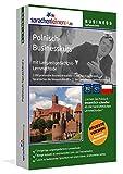 Polnisch-Businesskurs mit Langzeitgedächtnis-Lernmethode von Sprachenlernen24: Lernstufen B2+C1. Polnisch lernen für den Beruf. Software PC CD-ROM für Windows 10,8,7,Vista,XP/Linux/Mac OS X