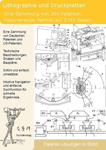 Lithographie sund Herstellung von Druckplatten: Nutzen Sie jetzt 305 Patente!