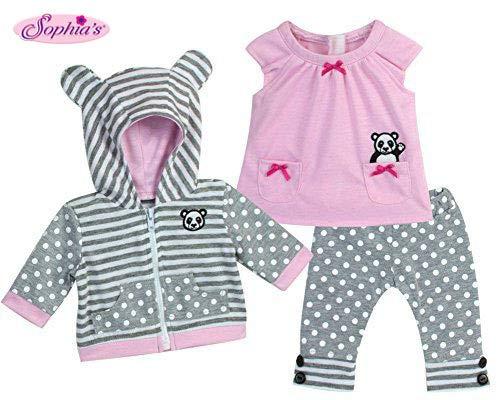 - Panda Bear Outfit