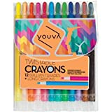 #7: Youva Twistable Crayons 12 Shades