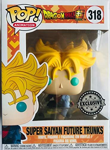 Funko–Dragon Ball Super Idea Regalo, Statue, collezionabili, Comics, Manga, Serie TV,, 24814