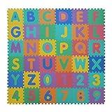 Velovendo - tappeto puzzle in soffice schiuma EVA | tappeto da gioco per bambini | tappetino puzzle immagine