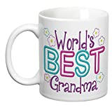 Best Grandmas - World's Best Grandma |Coffee Mugs for Grandmother/Grandma | Review