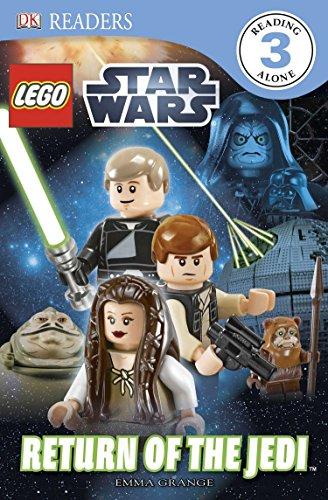 DK Readers L3: Lego Star Wars: Return of the Jedi (DK Readers: Level 3) (Dk Readers Level 3)