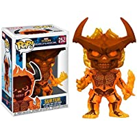 Funko - Figurine Marvel Thor Ragnarok - Surtur Exclusive Pop 10cm - 0889698137744