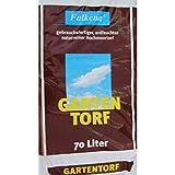 Falkena Gartentorf von Kuhlmann | der ideale Humustorf für alle Gartenkulturen | 70 L