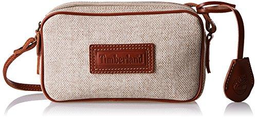 Timberland Tb0m5407, Sacs bandoulière Blanc (Travertine)