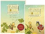 Die kleine Hummel Bommel - Sucht das Glück + Die kleine Hummel Bommel - Das Stickerbuch