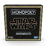 Monopoly Star Wars Saga - Jeu de societe - Jeu de plateau - Version française