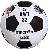 Macron Pallone da Calcio Shock KW7 Misura 5