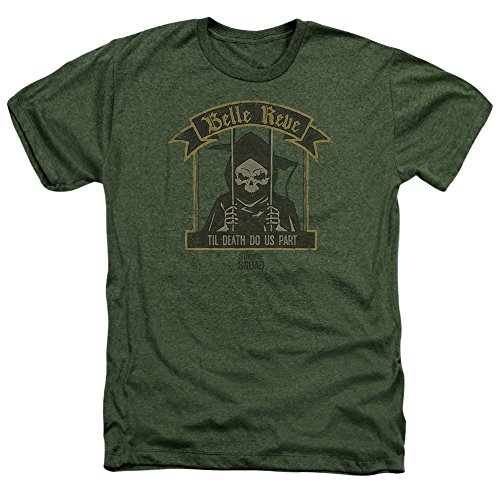 Suicide Squad Herren T-Shirt Military Green