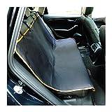Lazzykit Hunde Autoschutzdecke Wasserdicht Autodecken Einfarbig Sofaschutz Autoschondecke 107x56cm