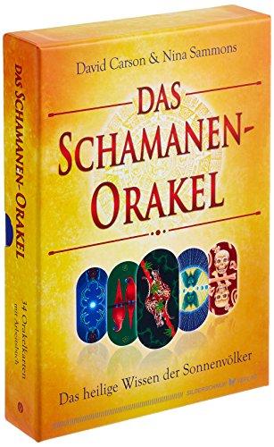 Das Schamanen-Orakel. Das heilige Wissen der Sonnenvölker Buch-Cover