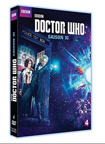 DOCTOR WHO Saison 10, DVD/BluRay