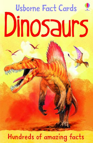 Hundreds of Dinosaur Facts Cards (Facts and Lists)