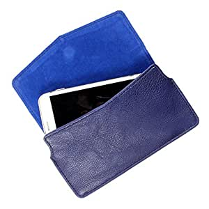 Dooda PU Leather Flip Pouch Case For XOLO Q1100