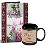 #5: For A Special Husband Mug With Card Hamper