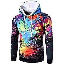 25ef61f67cdb Style Dress Herren Damen Sweatshirts Hooded 3D Digital Kapuzenpullover  Langarm Tops Jungen Hoodie Pullover Sweatshirt Sweat Oberteile