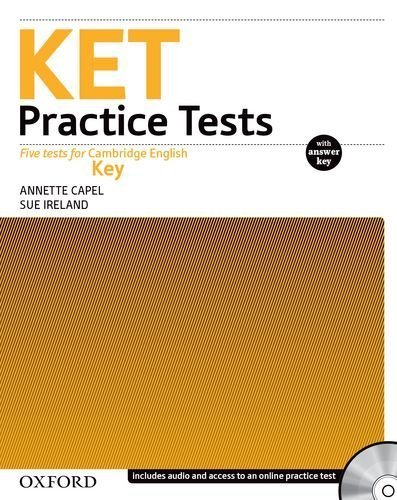 KET Practice Tests With Key by Annette Capel (2010-11-26)