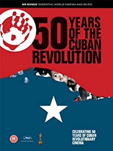 50 Years Of The Cuban Revolution - (Mr Bongo Films) [4xDVD BOXSET]