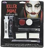 Morris & Co Killer Mime Makeup Kit, 5222km, Fun World (US)