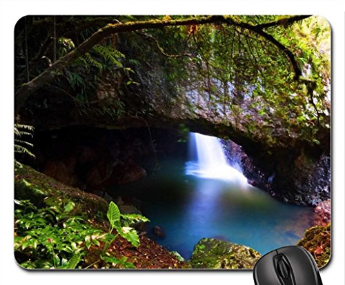 Natural Arch Mouse Pad, Mousepad (Waterfalls Mouse Pad) (Natural Arch)