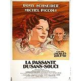 Passante du sans-souci Francés Póster de la película (15x 21'82Romy shneider
