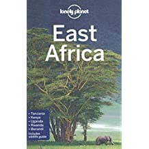 Lonely Planet East Africa Country Guide