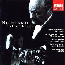 Nocturnal (20th Century Guitar Recital)