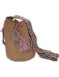 Bolso Colombiano Wayuu Auténtico