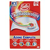 GREY L'Acchiappacolore confezione 36 fogli