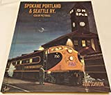 Spokane Portland & Seattle Ry. Color Pictorial