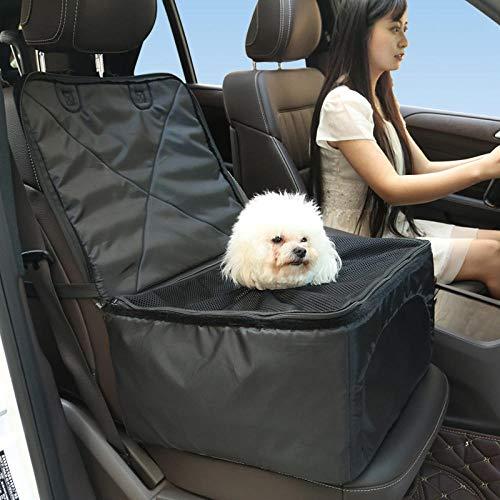 CUSHIONF Cuscino per Seggiolino Auto per Cani, Cuscino Universale Facile da Pulire Impermeabile, Antiscivolo, Deodorante, Amaca AntiGraffio, Protezione Antiscivolo, Camion E SUV