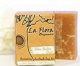 Shea Butter & Oats Handmade Scrub Soap B...