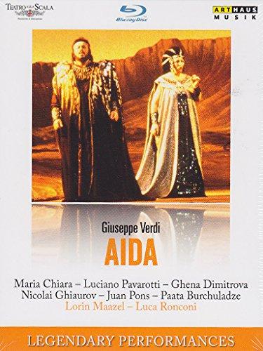 Verdi: Aida (Legendary Performances) [Blu-ray] (Performance Kunst Kostüme)