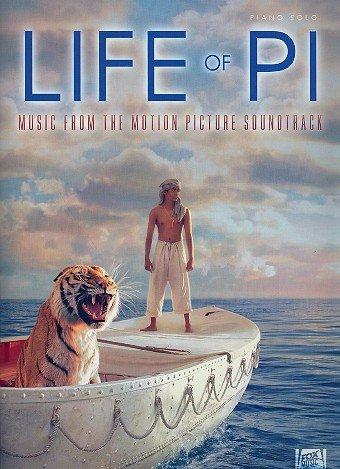 Schiffbruch mit Tiger : die beliebtesten Melodien aus der Filmmusik arrangiert für Klavier [Musiknoten] Mychael Danna