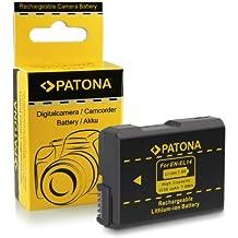 Batteria EN-EL14 per Nikon Coolpix P7000   P7100   P7700   P7800   D3100   D3200   D3300   D5100   D5200   D5300   D5500   Df