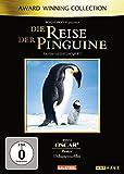 DVD Cover 'Die Reise der Pinguine